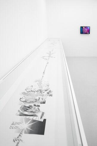 Kunst wird Partitur - Christian Marclay: Graphic Scores, installation view