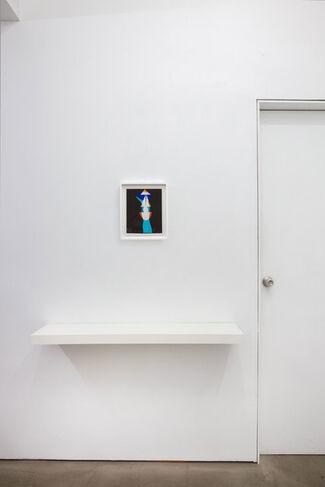 Liz Nielsen: Wolf Moon, installation view