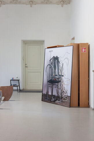The Board, installation view
