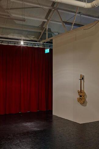 November, installation view