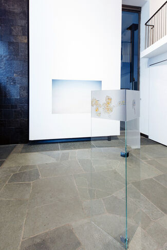 """SUSANNE M. WINTERLING """"Gravity and Breath - Contrapoints"""", installation view"""