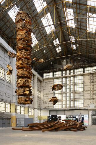 Gigantisme (FRAC Haut-de-France, Dunkerque), installation view