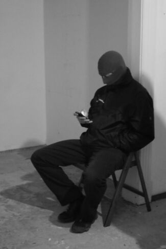 Stanisław Legus: Dusk, installation view