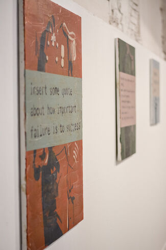 SUBLIMEY, installation view