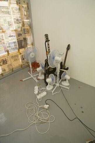 DOLCEFARNIENTE, installation view