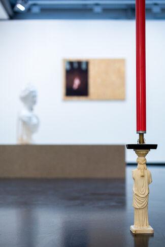 Entropie / Anthropie solo show by Paul Souviron, installation view