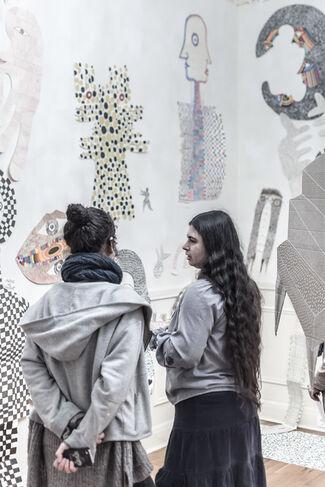 Macarena City, installation view