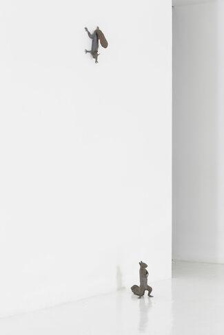 Charley Friedman, Western Code, installation view