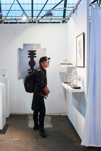 LKFF at Affordable Art Fair Brussels 2018, installation view