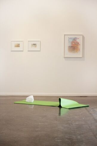 Core Samples: A juried survey of contemporary art in Texas., installation view