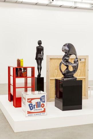 'Platform' curated by Nicolas Trembley, installation view