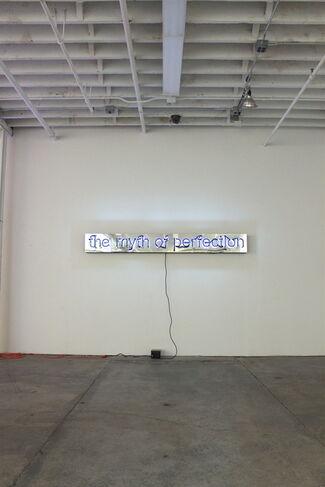 The Myth of Perfection: Alexandra P. Spaulding & Amanda Wachob, installation view