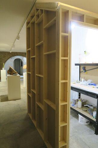 Kostas Synodis at the Herrick Gallery, installation view