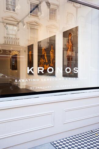 Kronos, installation view