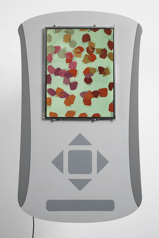 John F. Simon, Jr. | OUTSIDE IN. Ten years of Software Art, installation view