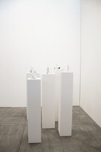 Daniel Faria Gallery at Artissima 2015, installation view