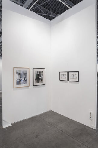 Sabrina Amrani at Artissima 2015, installation view