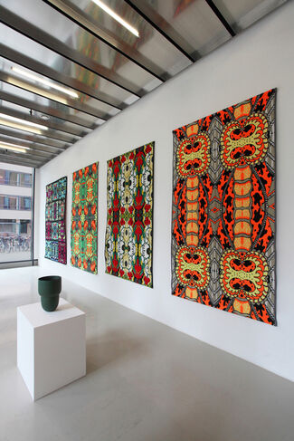 Christie van der Haak & Geert Lap, installation view