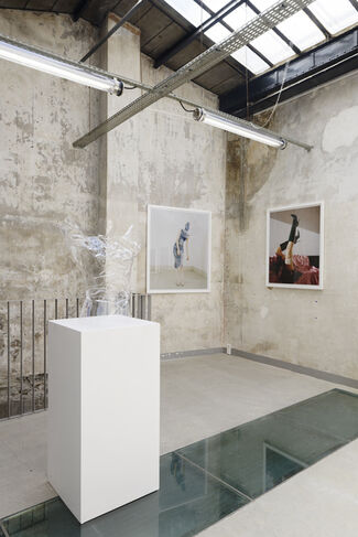 Body Echo, installation view