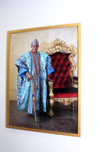 George Osodi   Royalty, installation view