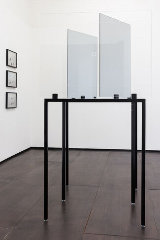 Patrik Aarnivaara: Hours of Oblique Attention, installation view