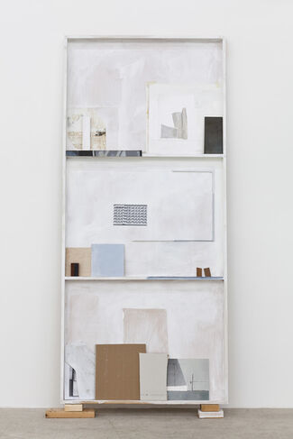 Cut Outs- Jenny Brillhart & Carolyn Salas, installation view