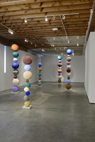 Annie Morris: Stacked, installation view