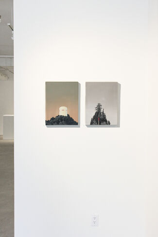 O'Born Contemporary Presents Space Station Gallery, Beijing, installation view