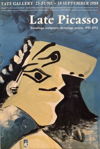 Picasso on Paper | Posters and Prints, installation view