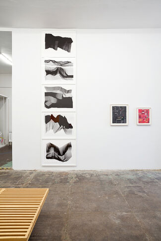Graphic Thoughts, installation view