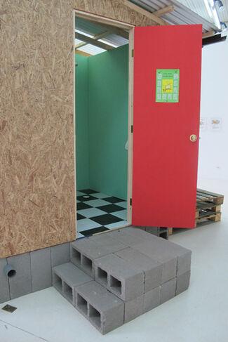 CARACAS: DRY TOILET - Marjetica Potrc, installation view