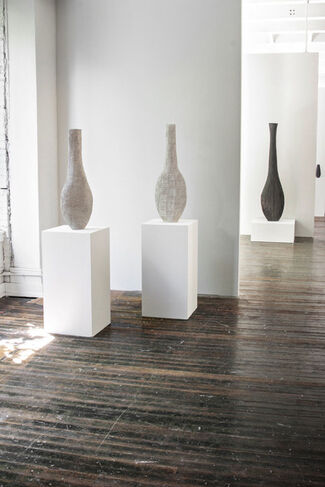 Malcolm Martin and Gaynor Dowling: Marked, installation view