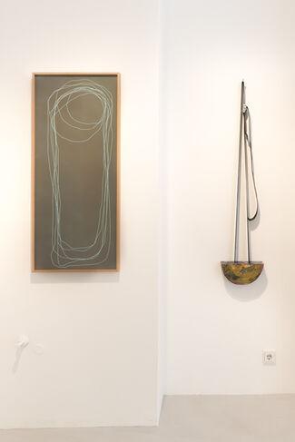 Frank Mädler, Lob und Landschaft, installation view