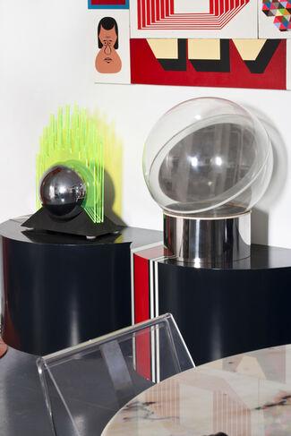 Rad Light: Radical Italian Lighting, 1960 - 1980, installation view