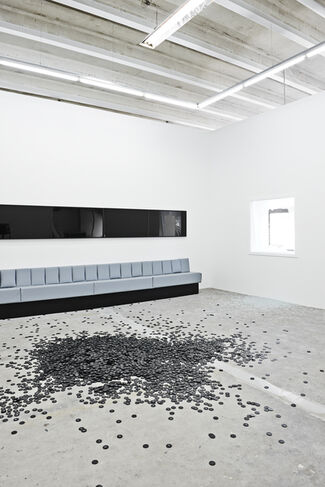 The Canter of Edward de Bono – new works by Anthony Spencer, installation view