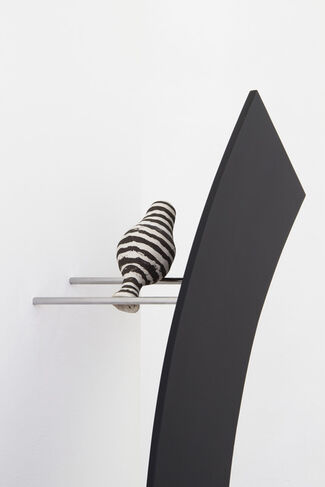 Motion Dazzle - At the Turn of the River by Merete Vyff Slyngborg, installation view