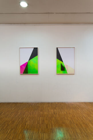 GREETINGS FROM MARS, installation view