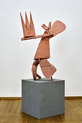 Thomas Kiesewetter - Bildhauer, installation view