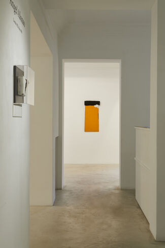 Angel Alonso, installation view