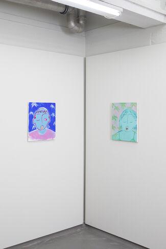 Big Love Low Ceiling - Coline Marotta, installation view