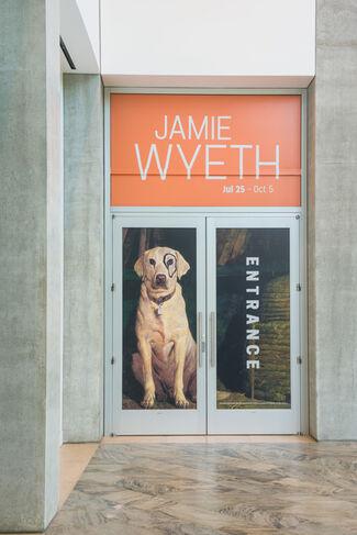 Jamie Wyeth, installation view