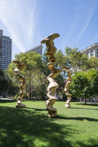 Tony Cragg: Walks of Life, installation view