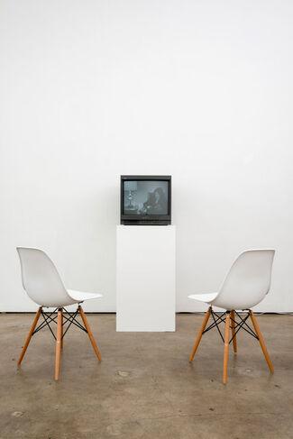 Bas Jan Ader: Drifting Home, installation view