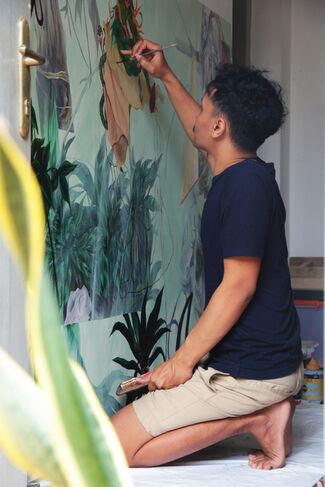 Hopes & Dialogues in Rumah Kijang Mizuma, installation view