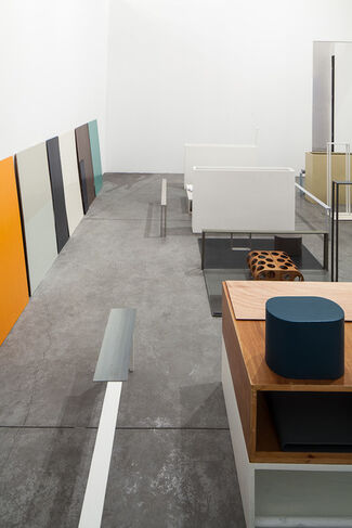 Pension / Nahum Tevet & Gregor Schneider, installation view
