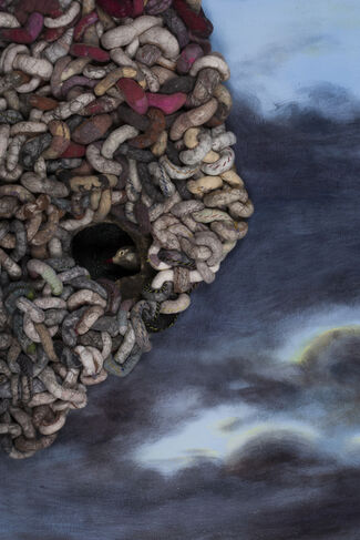Jenny Honnert Abell: Pretty, Peculiar, installation view