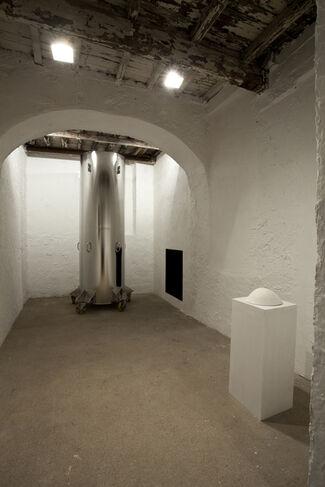 Gregor Schneider - Toter Raum, Rom 2010, installation view