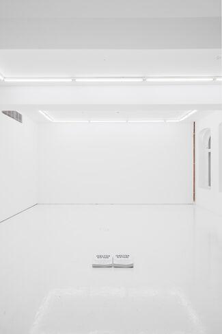 Pilvi Takala: Invisible Friend, installation view