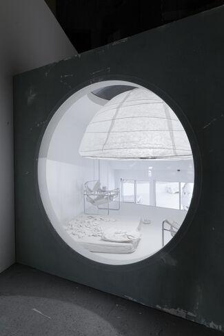 Melanie Matranga: 反复 [Fanfu], installation view