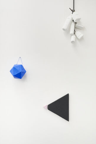 Marco La Rosa, Pèlagos, installation view